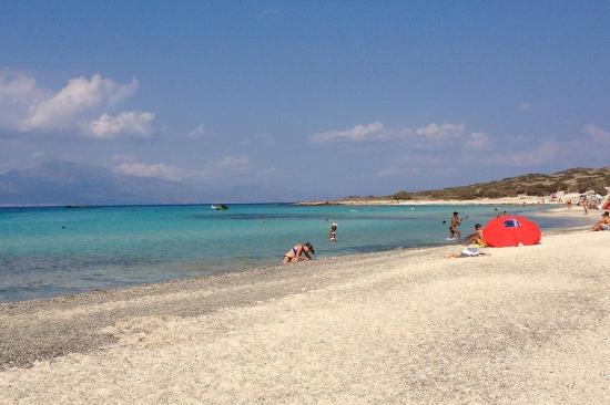 Chrissi eiland Kreta